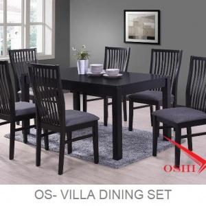 Upholstered Dining Set