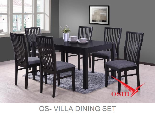 Upholstered Dining Set